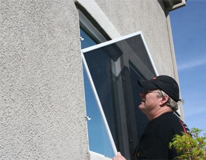 how to install window susncreens